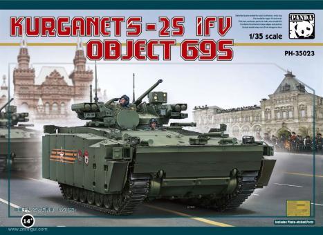 Kurganets-2S IFV Object 695