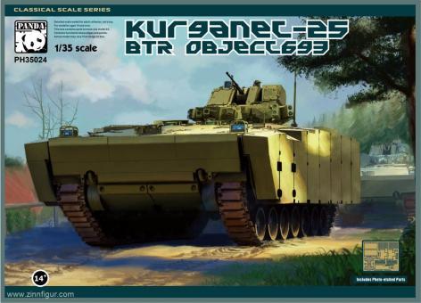 BTR Object 693 Kurganet-25