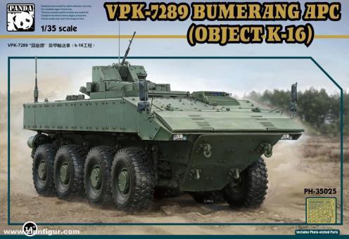 VPK-7289 Bumerang APC (object K-16)