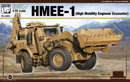 HMEE-1 (High Mobility Engineer Excavator)