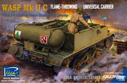 Wasp Mk.IIC Universal Carrier Flammenwerfer