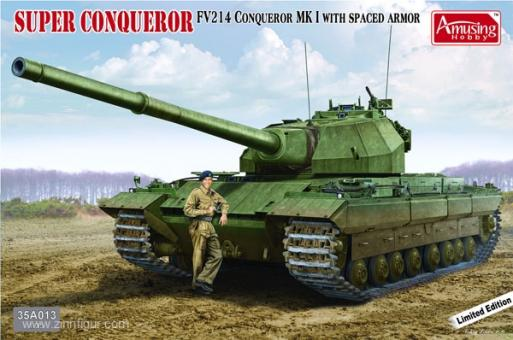 Super Conqueror - Limited Edition