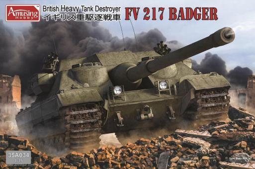 FV 217 Badger