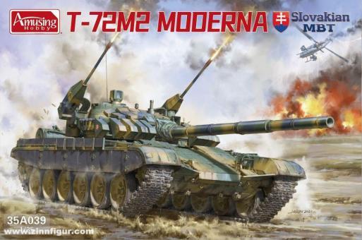 "T-72M2 Moderna ""Slowakische Armee"""