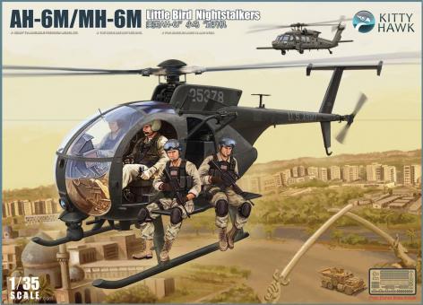 AH-6M/MH-6M Little Bird Nightstalker
