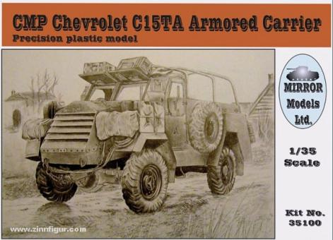 CMP Chevrolet C15TA Armored Carrier
