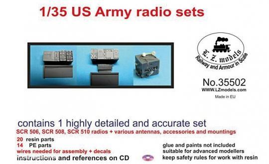 US Army Funkgeräte