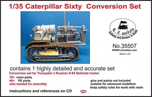 Caterpillar C60 Umbauset