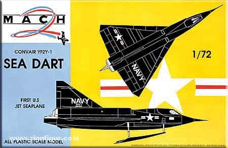 Convair YF2Y-1 Sea Dart