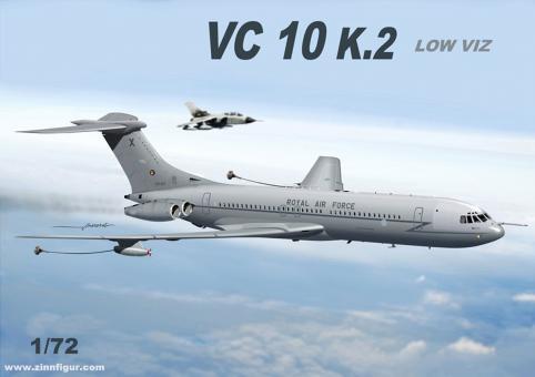 Vickers VC-10 K2 RAF grey low viz [VC10]