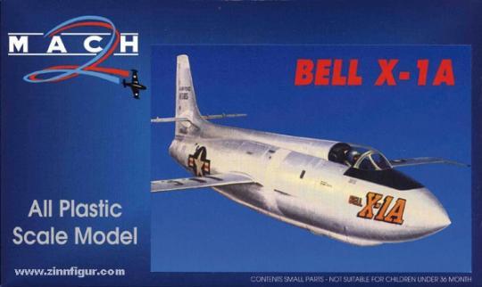 Bell X-1A/B