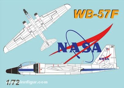 """WB-57F """"NASA"""""""