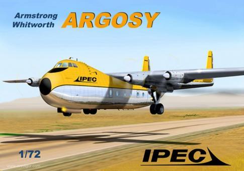 "Armstrong Whitworth Argosy ""IPEC Australia"""