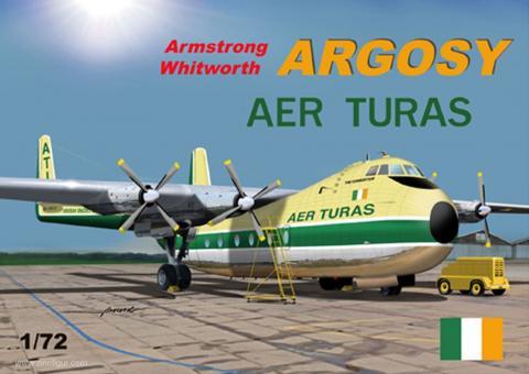 "Armstrong Whitworth Argosy ""AER Turas Irland"""