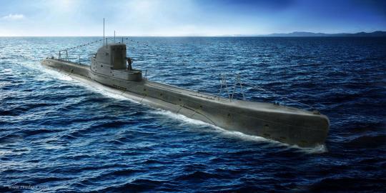 U-Boot ShCh Serie V