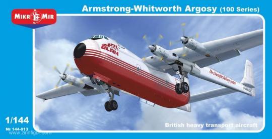 Armstrong Whitworth AW.650 Argosy (Serie 100)