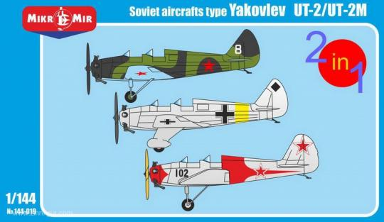 Yakovlev UT-2/UT-2M