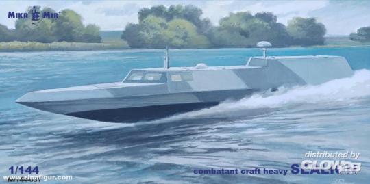 Kampfboot Sealion