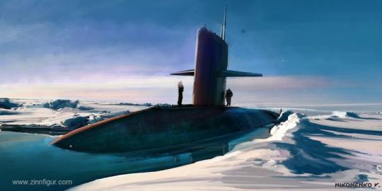 USS Sturgeon SSN-637