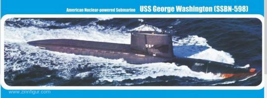 US Submarine George Washington
