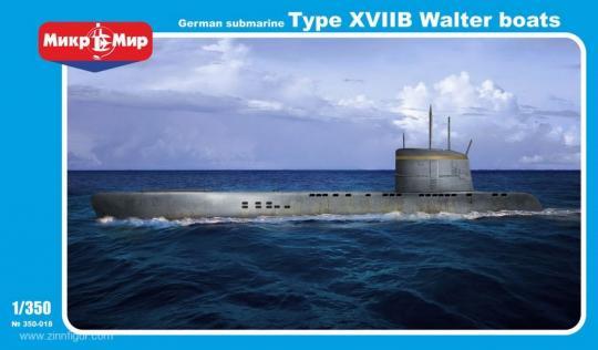 U-Boot Typ XVIIB