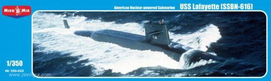 USS Lafayette (SSBN-616)