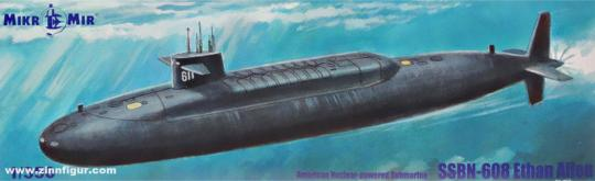 USS Ethan Allen SSBN-608