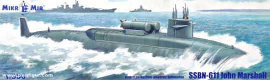 USS John Marshall SSBN-611