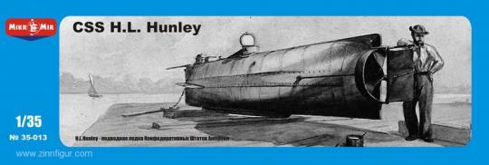 U-Boot CSS H.L.Hunley