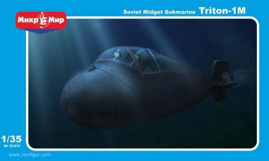 Triton-1M Kleinst-U-Boot