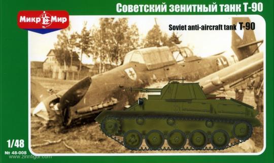 Flakpanzer T-90