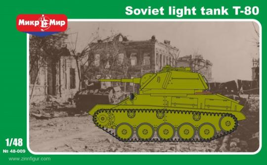 T-80 Leichter Panzer
