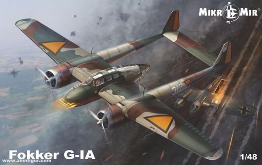 Fokker G-IA
