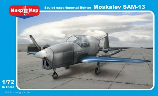 Moskalev SAM-13 Experimentelles Flugzeug
