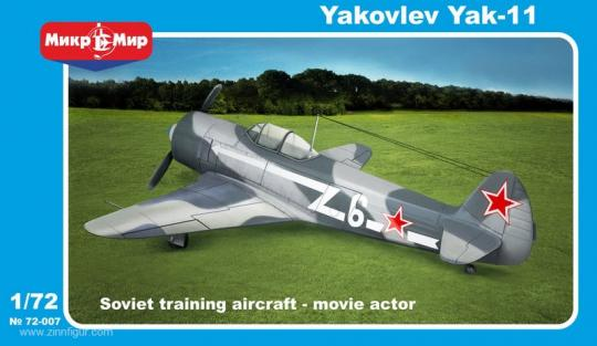 Yakovlev Yak-11 Trainer