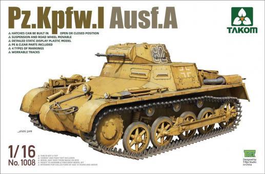 Pz.Kpfw.I Ausf.A