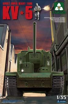 KV-5 (Object 225) Heavy Tank