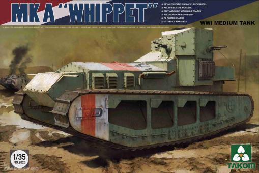 Mk.A Whippet