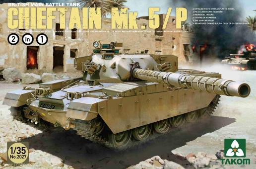 Chieftain Mk.5/P