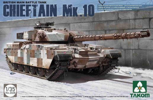 Chieftain Mk.10
