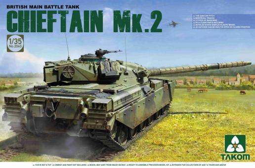 Chieftain Mk.2