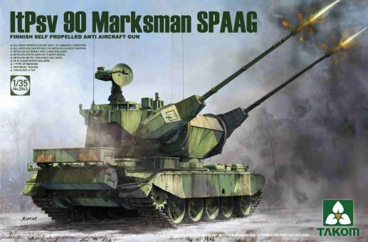 ItPsv 90 Marksman SPAAG