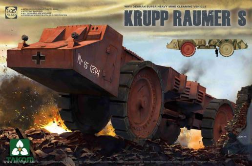 Krupp Räumer S