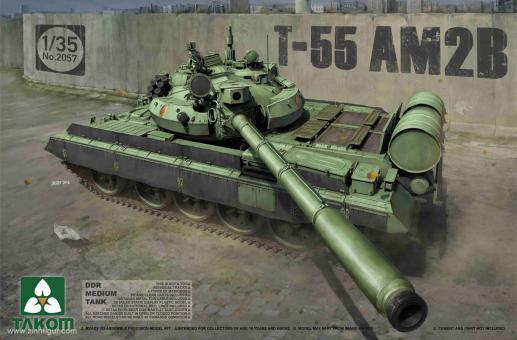 """T-55 AM2B """"DDR"""""""