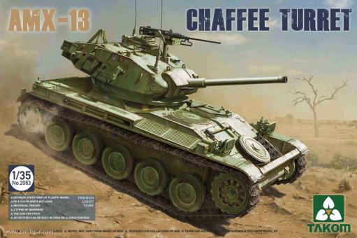 AMX-13 mit Chaffee-Turm