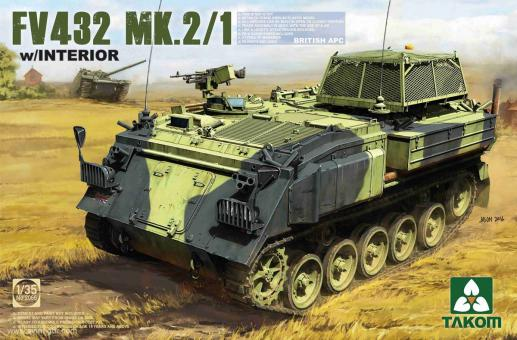 FV432 Mk.2/1 Britischer Schützenpanzer