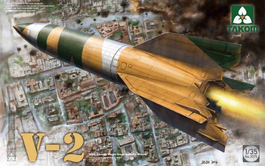 V-2 Rakete
