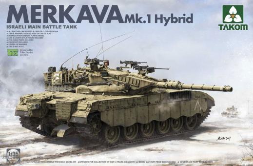 Merkava Mk.I Hybrid