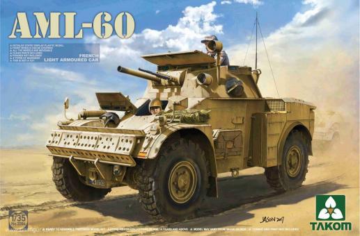 AML-60 Light Armoured Car