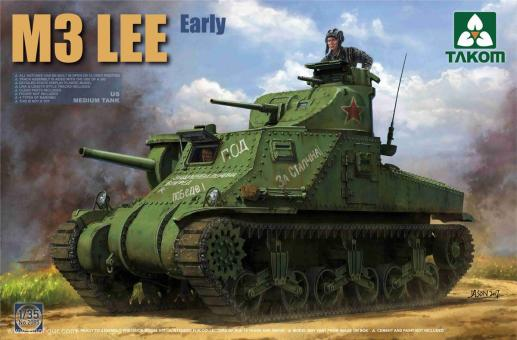 M3 Lee - early